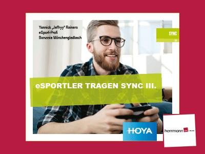 Hoya Brillengläser SYNC III